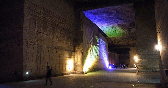 幻想的な地下空間!宇都宮に行くなら立ち寄りたい地下神殿?!